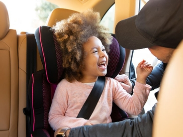 Your Guide to the Best Toddler Car Seats