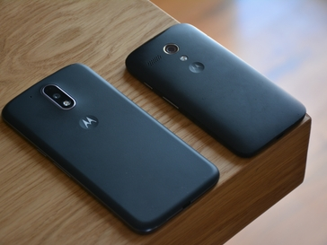 A Review of the Motorola Moto G7