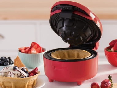 A Review of the Dash Waffle Maker