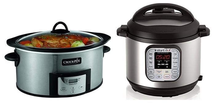 Instant Pot vs. Slow Cooker