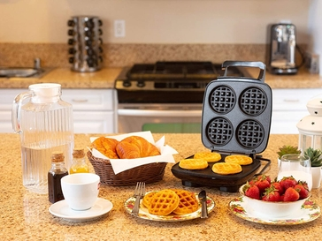 Your Guide to the Best Mini Waffle Makers