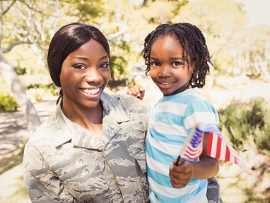 40+ Military Discounts Available Year Round