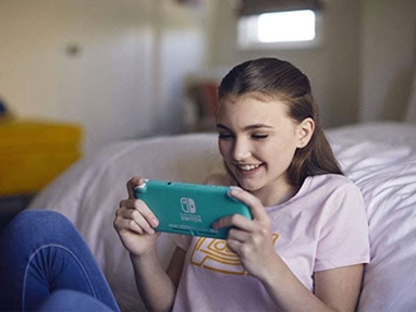 A Review of the Nintendo Switch Lite