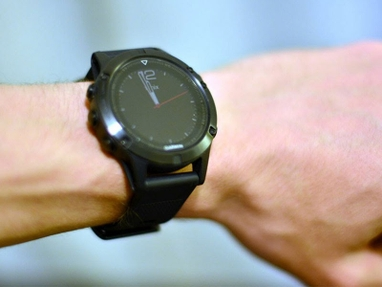 A Review of the Garmin Fēnix 5 Watch