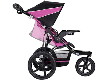 A Review of the Baby Trend Jogging Stroller