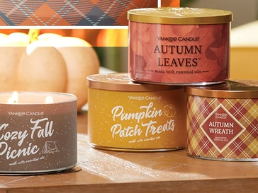 Yankee Candle's Halloween Scents Are Here