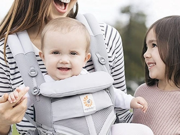 A Review of the Ergobaby 360 Carrier