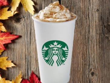 The Starbucks Pumpkin Spice Latte Is Back!