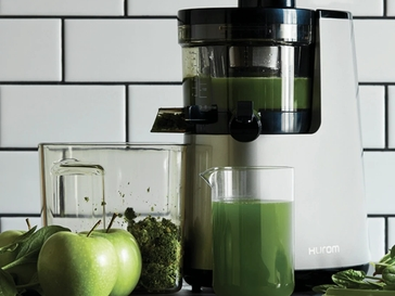 A Review of Hurom Elite Slow Juicer