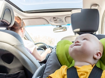 A Review of the Cosco Scenera NEXT Car Seat