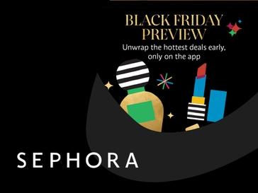 Sephora Black Friday Deals