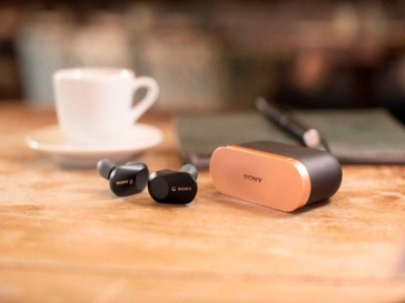 A Review of the Sony WF-1000XM3 Wireless Earbuds