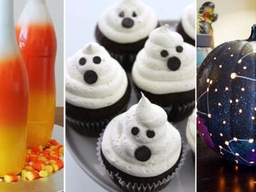 13 DIY Halloween Decorations and Desserts