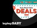 buybuy Baby Black Friday Deals