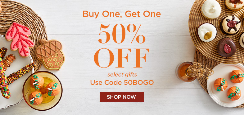 Buy One Get One At 50% Off