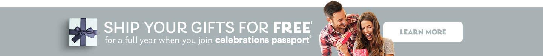 Celebrations Passport