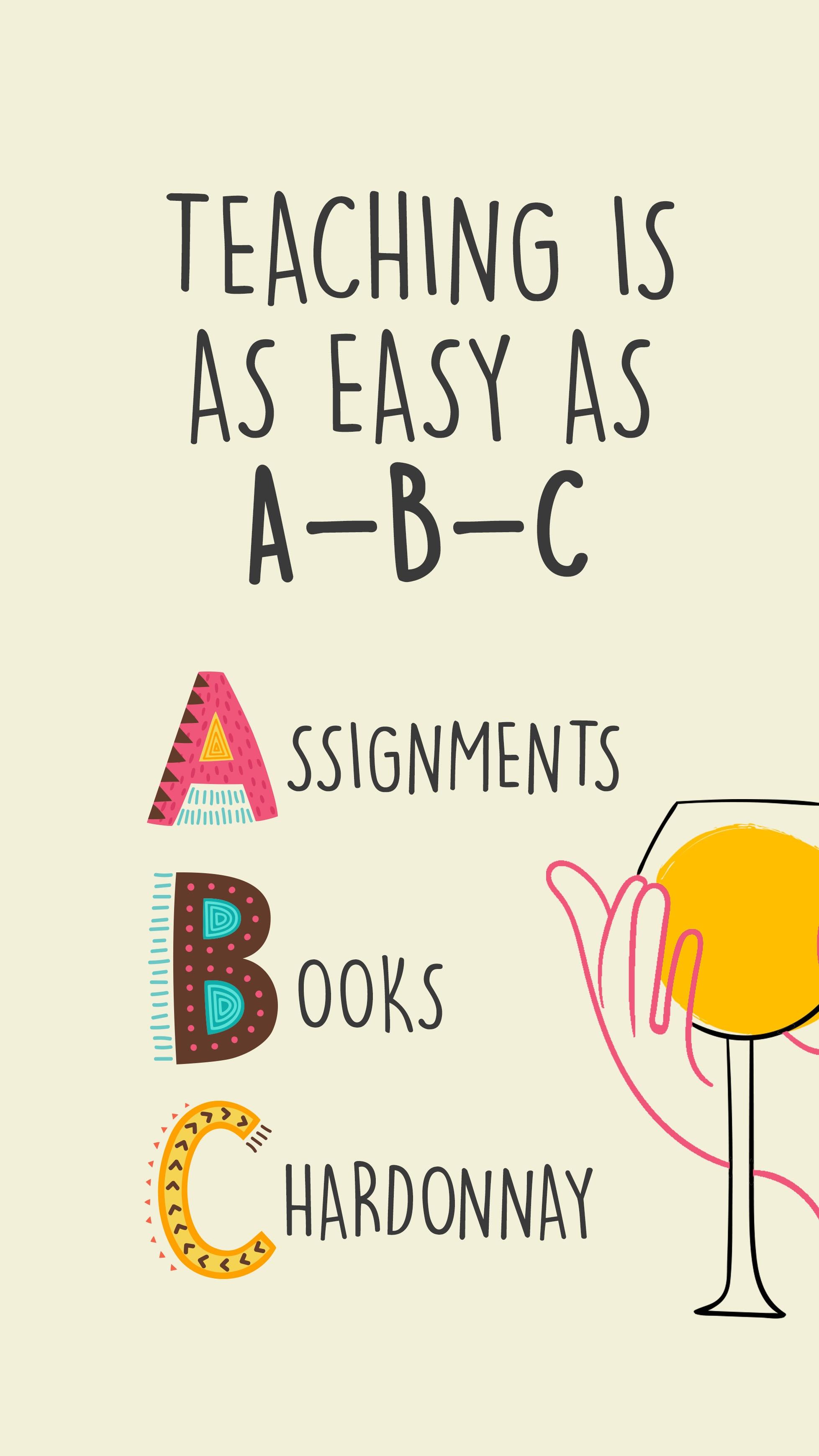 As Easy as ABC