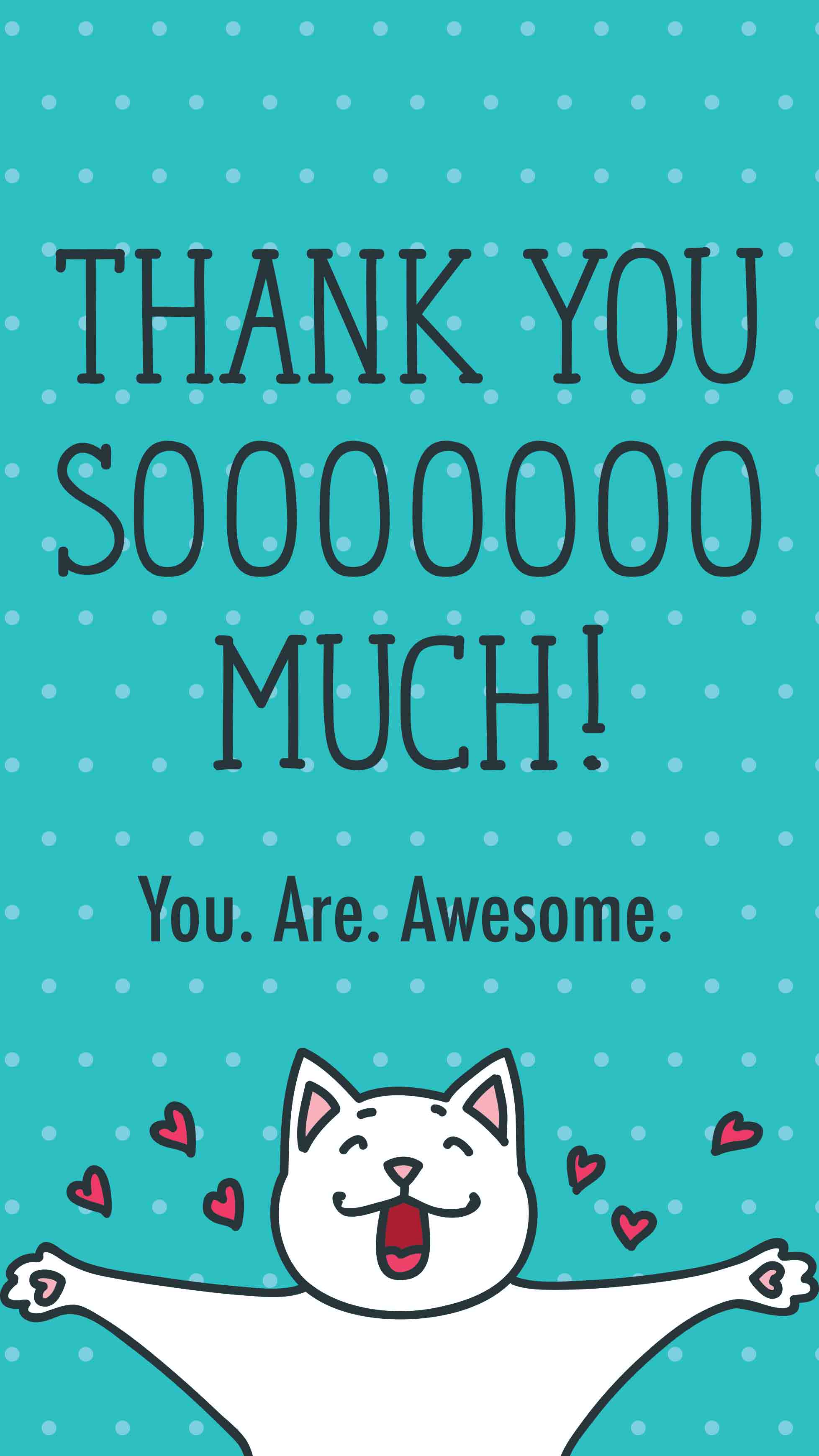 Your are Awesome