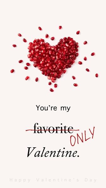 Only Valentine II
