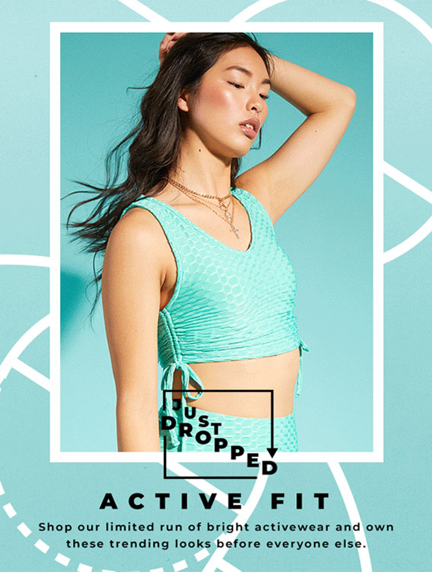 THE ACTIVE FIT COLLECTION