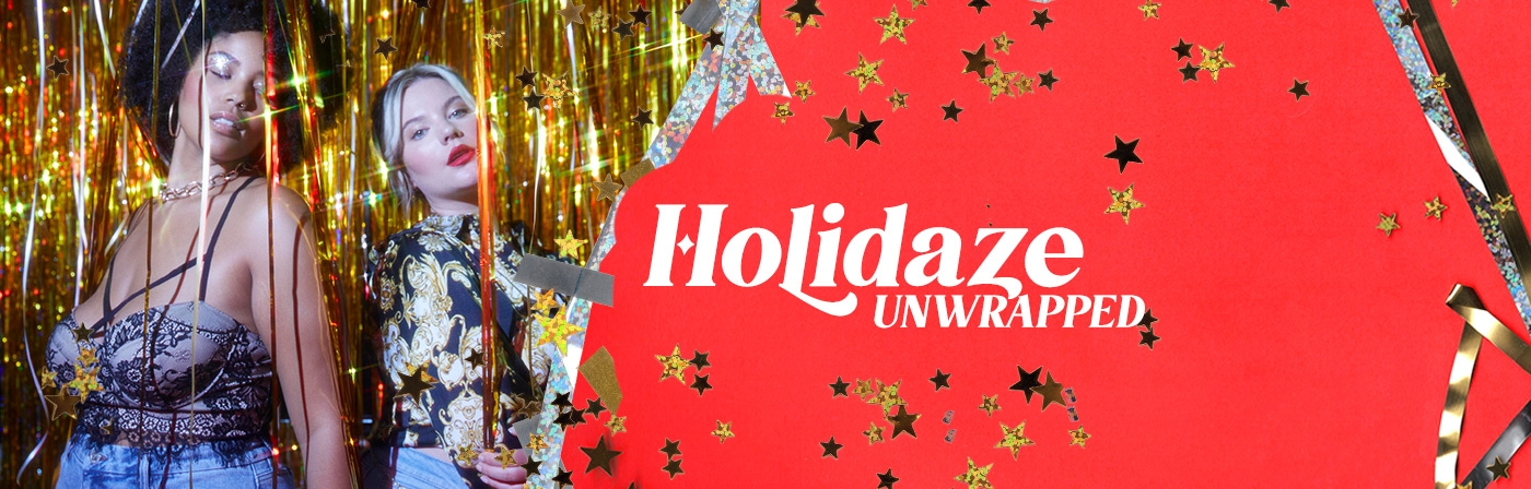 Holidaze Unwrapped - best gifts at rue21