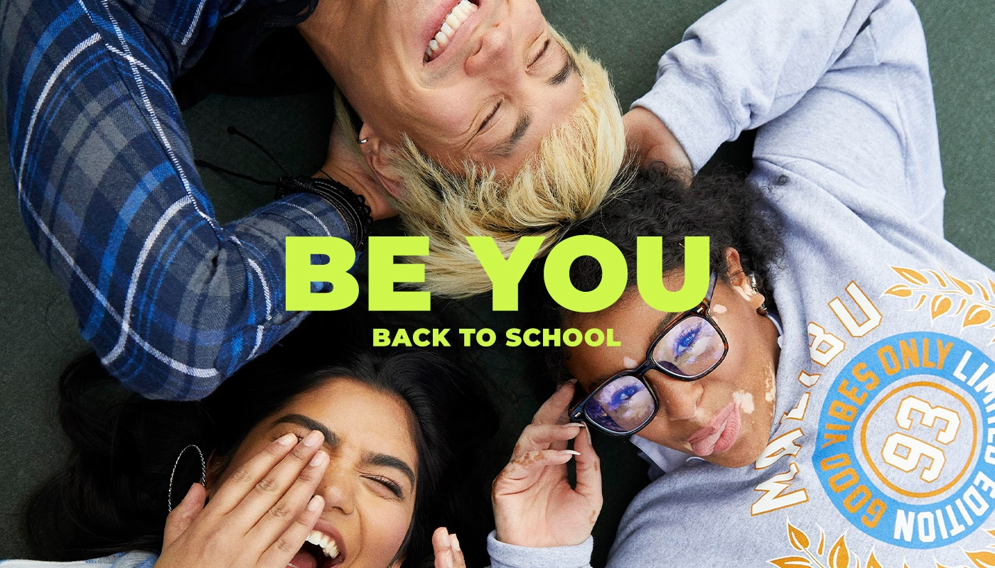 Be You in rue