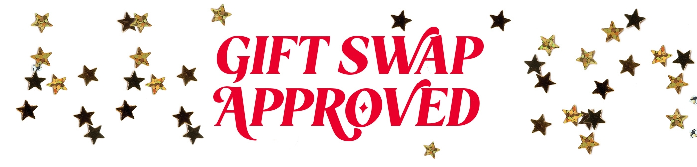Gift Swap approved gifts at rue21