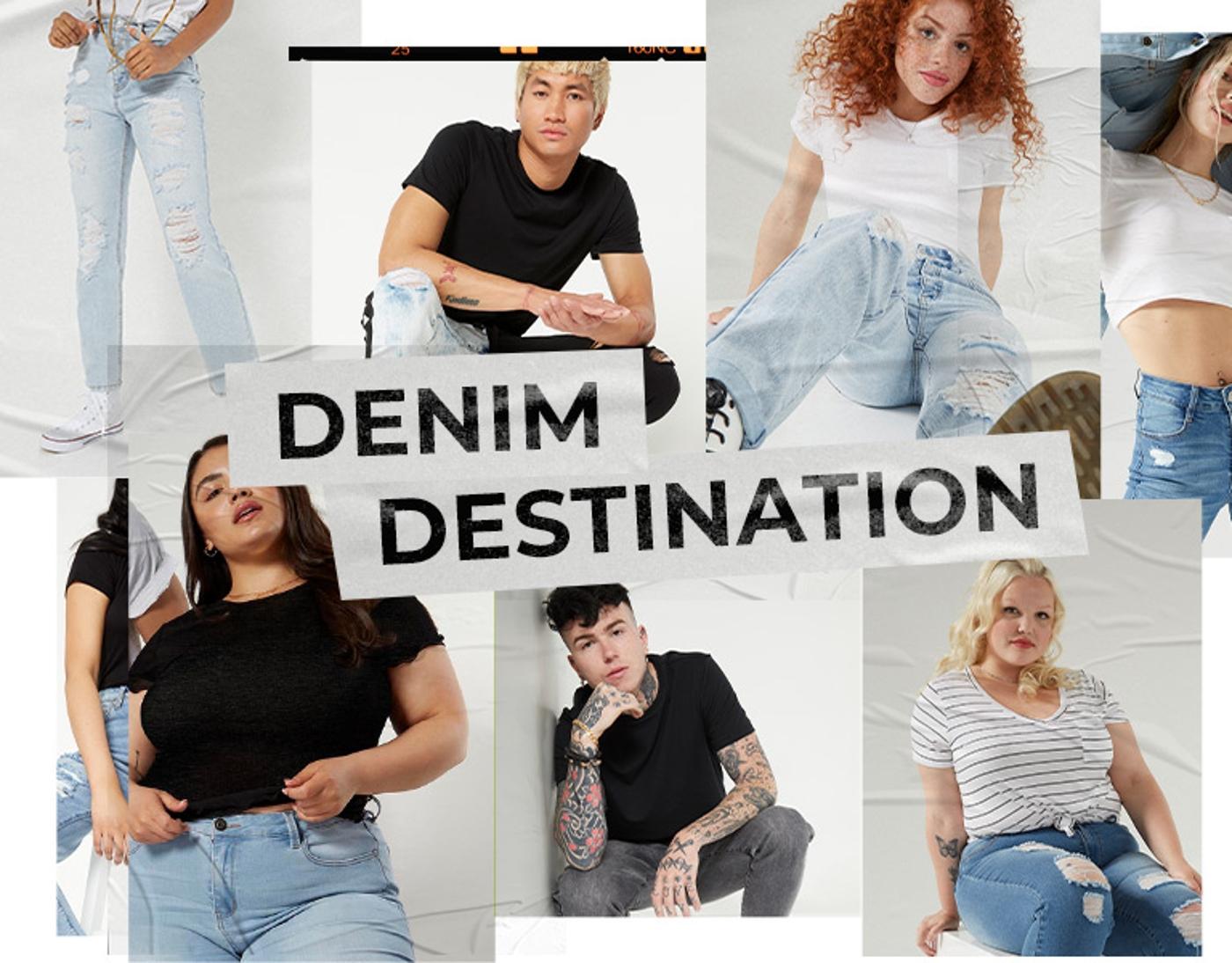 Your Denim Destination