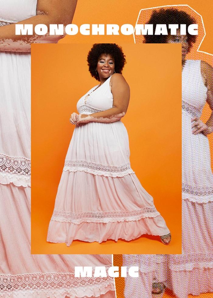 TRENDING: WHITE DRESSES