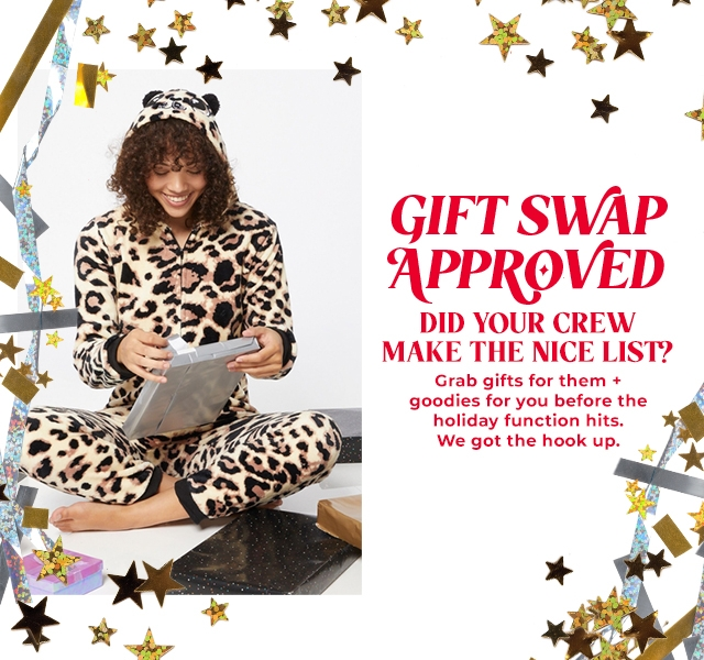 Find the hottest gifts at rue21