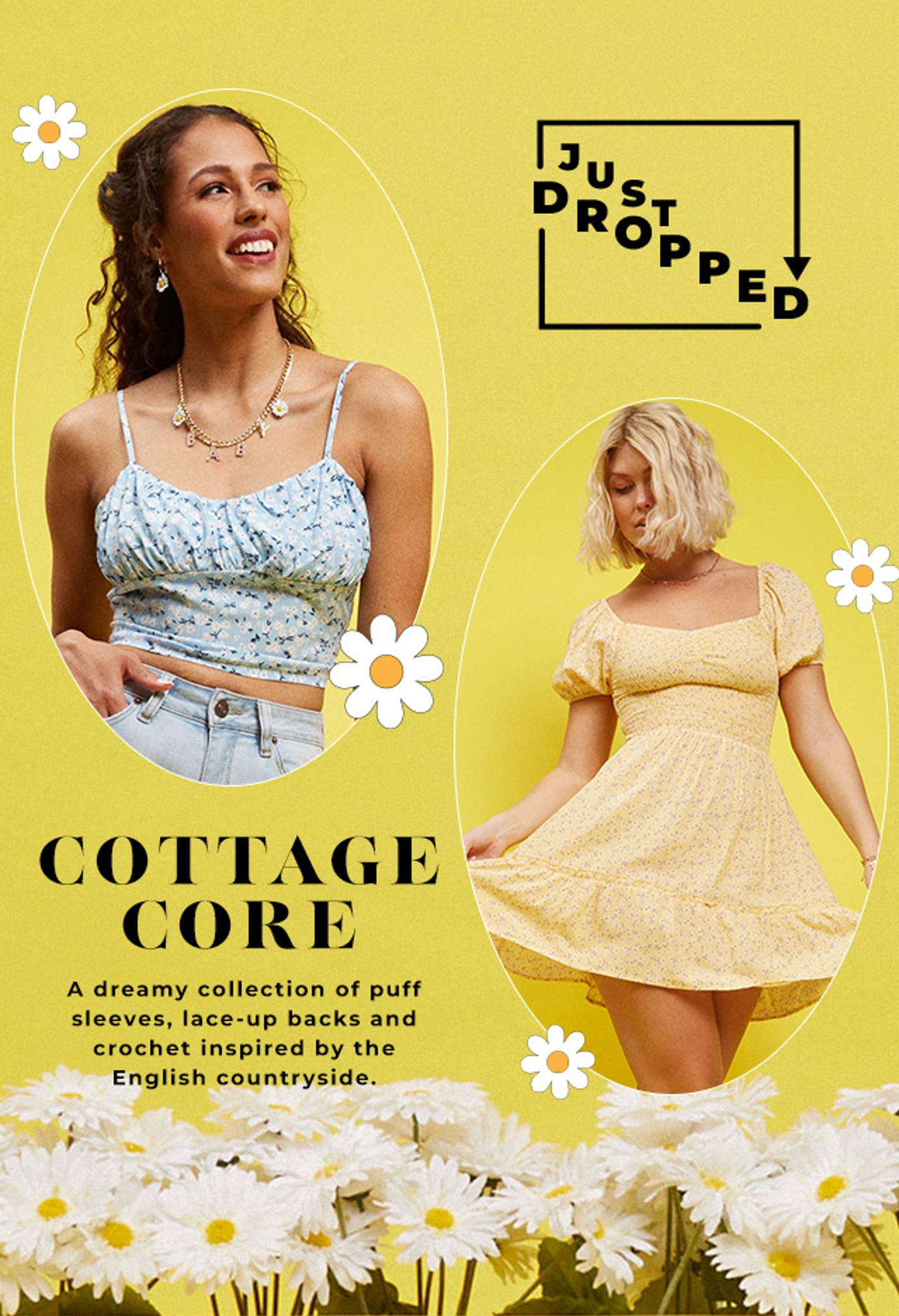 COTTAGE CORE COLLECTION