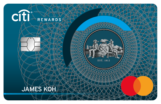 Citi Rewards Mastercard®