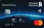 Standard Chartered WorldMiles World Mastercard®