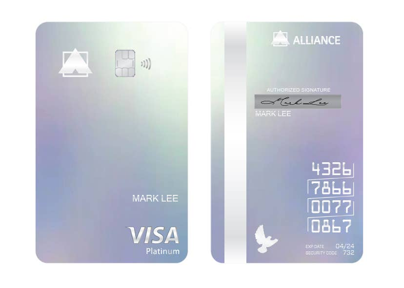 Alliance Bank Platinum Visa