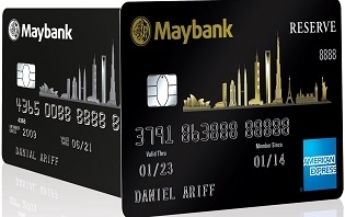 Maybank 2 Cards Premier