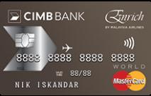 CIMB Enrich World Mastercard®