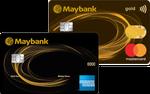 Maybank 2 Gold Card