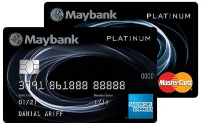 Maybank 2 Platinum Card