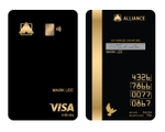 Alliance Bank Visa Infinite Card