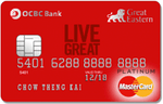OCBC Great Eastern Platinum Mastercard®
