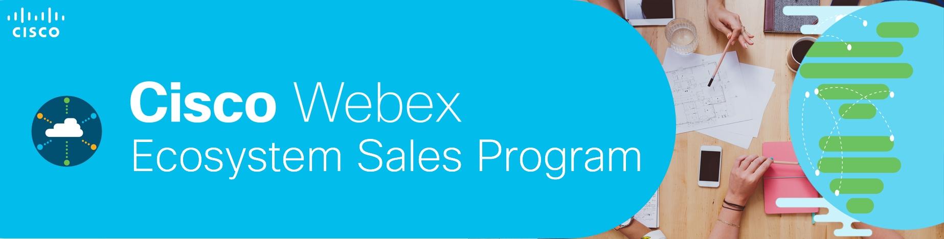 Ecosystem Sales Program