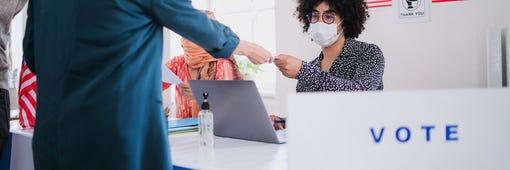 Cómo votar de manera segura durante la pandemia