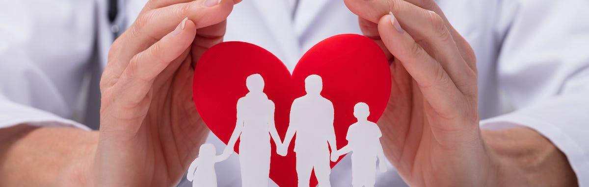 Planes de seguro médico familiar