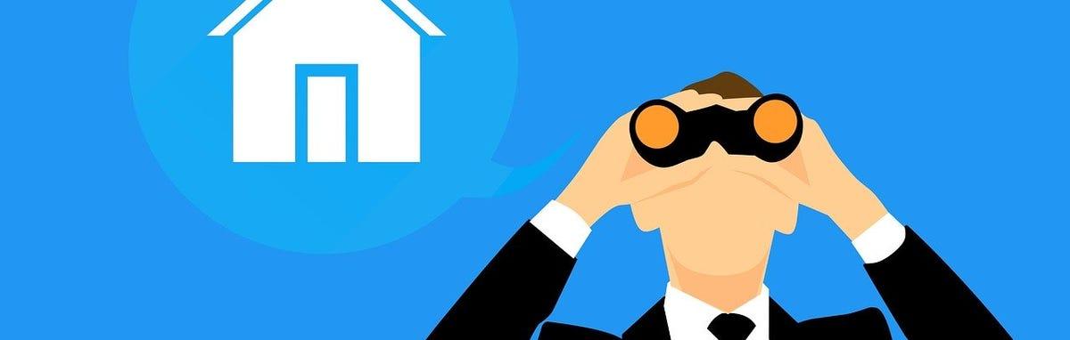 Busqueda de una casa cuando quiere comprar