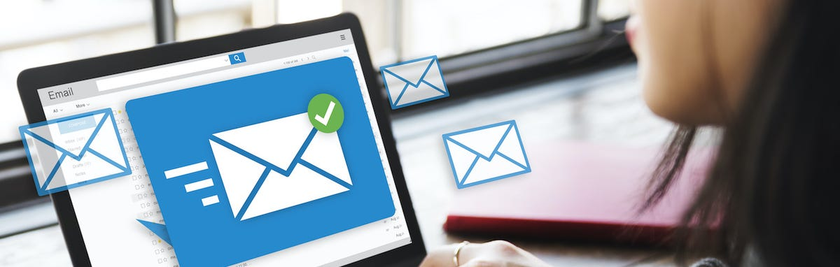 Create an email account.