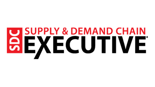 2021 SDCE supply and demand chain executive logo