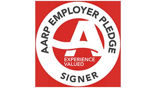AARP Employer Pledge Signer badger