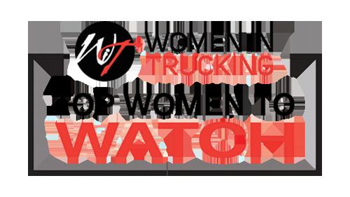 Top Women to Watch logo