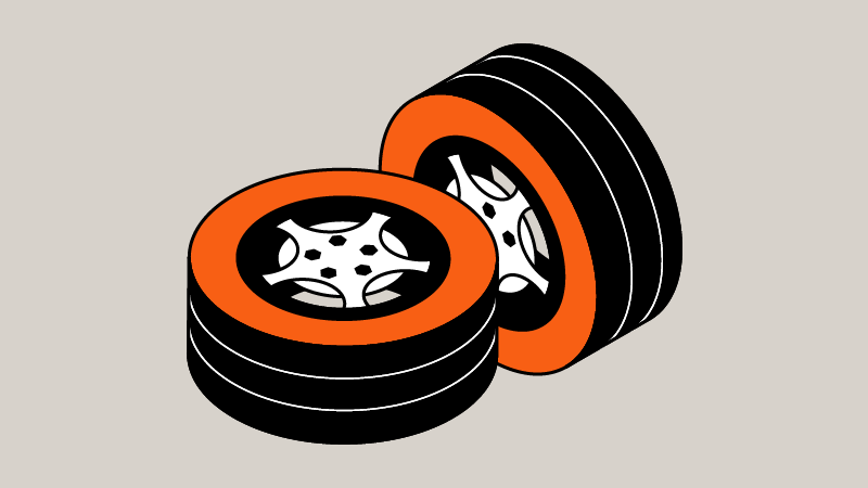 two tires case study cover image