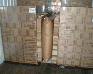 load 22 pallets photo